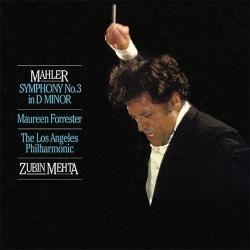Mahler - Symphony No. 3 In D Minor, Zubin Mehta, 2LP HQ200g,  Anologue Productions U.S.A. 2014