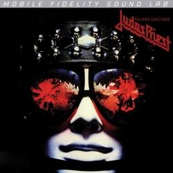 Judas Priest - Killing Machine, MFSL HQ U.S.A.