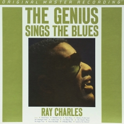 Ray Charles - The Genius Sings The Blues, Mobile Fidelity LP HQ180G U.S.A. 2010