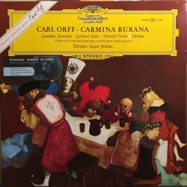 Carl Orff: Carmina Burana - Deutsche Oper Berlin, HQ180G SPEAKERS CORNER 2007