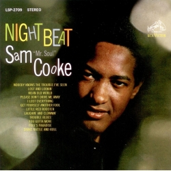 Sam Cooke - Night Beat, 2LP 45RPM Sony Music Entertainment U.S.A. 2009