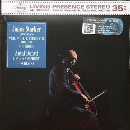 DVORAK: Violoncello Concerto, Janos Starker HQ 180g Speakers Corner 2005