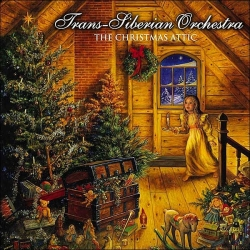 Trans-Siberian Orchestra - The Christmas Attic, Audio FIDELITY 2014 2LP HQ180G U.S.A.