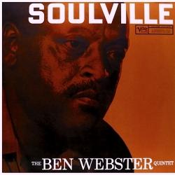 Ben Webster Quintet - Soulville, 2LP HQ 200G 45RPM, Analogue Productions U.S.A. 2013