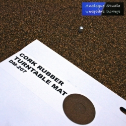 Mata korkowo-kauczukowa Analogue Studio | antyrezonansowa