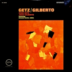 Stan Getz & Joao Gilberto - Getz/Gilberto, 2LP 45RPM HQ200G, Anologue Productions U.S.A. 2011