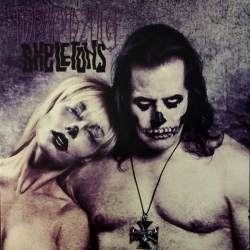 Danzig - Skeletons, Vinyl Purple with Black, Limited Edition, Nuclear Blast Entertainment 2017, USA