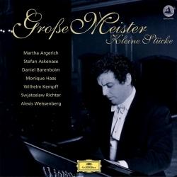 Grosse Meister - Kleine Stucke, Ravel, Chopin, Liszt, Mendelssohn CLEARAUDIO 2008