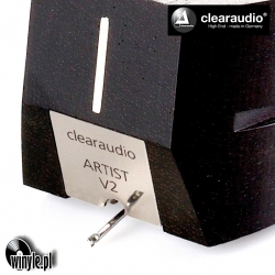 Wkładka MM CLEARAUDIO Artist V2 | Nowa linia