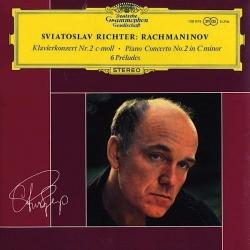 RACHMANINOV: Piano Concerto No.2 / 6 Preludes - Sviatoslav Richter, Stanisław Wisłocki  HQ 180G CLEARAUDIO