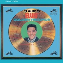 Elvis Presley - Elvis' Golden Records vol.3, HQ180G Speakers Corner 2006