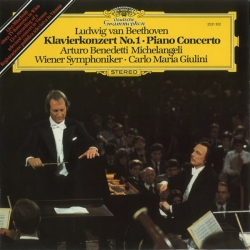 Beethoven: Klavierkonzert No. 1 Piano Concerto, HQ 180g SPEAKERS CORNER 1999