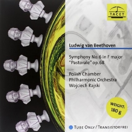 Beethoven: Symphony No.6 HQ 180g TACET TUBE ANALOGUE RECORDING AAA