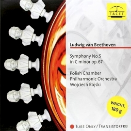 Beethoven: Symphony No.5 HQ 180g TACET TUBE ANALOGUE RECORDING AAA