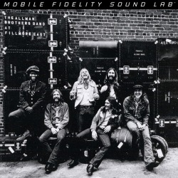 Allman Brothers Band - At Fillmore East, Mobile Fidelity 2LP HQ180G U.S.A. 2015