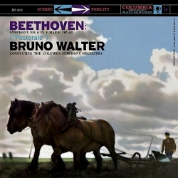 Beethoven: Symphony No. 6 'Pastorale', Op. 68, BRUNO WALTER, HQ 200G Analogue Productions U.S.A. 2015