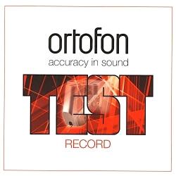 Płyta testowa Ortofon Accuracy in Sound Test Record