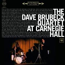 Dave Brubeck Quartet, The - At Carnegie Hall, 2LP HQ180G Speakers Corner 2013