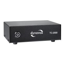 Przedwzmacniacz gramofonowy DYNAVOX TC-2000 | Czarny
