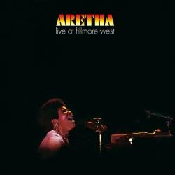 Aretha Franklin Live At Fillmore West, HQ180G Speakers Corner 2014