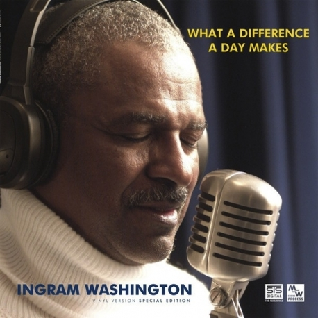 Ingram Washington – What A Difference A Day Makes, HQ180G, STS Digital, Holandia