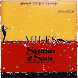 Miles Davis - Sketches Of Spain,  LP180g Columbia/Legacy 2015