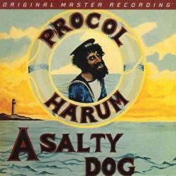 Procol Harum - A Salty Dog, HQ180G, Mobile Fidelity U.S.A. 2017