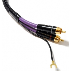 Interkonekt Melodika Purple Rain Phono 2xRCA-2xRCA