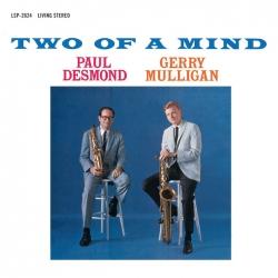 Paul Desmond, Gerry Mulligan - Two Of A Mind, HQ180G Speakers Corner 2014
