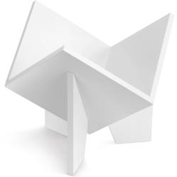 Półka/Stojak na LP Zomo VS-Box Space - biała