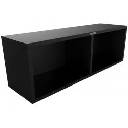 """Półka na płyty 7"""" SINGLE Zomo VS-Box 7/200 czarna"""