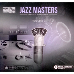 SAMPLER - STS DIGITAL, Jazz Masters Legendary Jazz Recordings - v. 1, HQ180G, STS Digital, Holandia