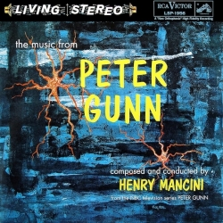 Henry Mancini - The Music From Peter Gunn, LP HQ200G 45RPM, Analogue Productions U.S.A. 2015