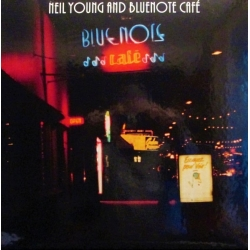 Neil Young And Bluenote Café, BOX Set, 4LP, Reprise Records, USA 2015