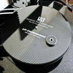Mata LP-Carbonmat + Stabilizator | Audio Reference