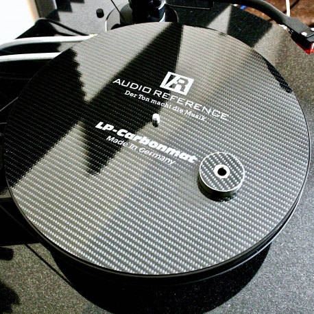 Mata LP-Carbonmat + Stabilizator | Audio Reference