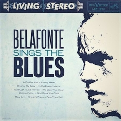 Belafonte Harry - Belafonte Sings The Blues, HQ 200G Analogue Productions U.S.A. 2015
