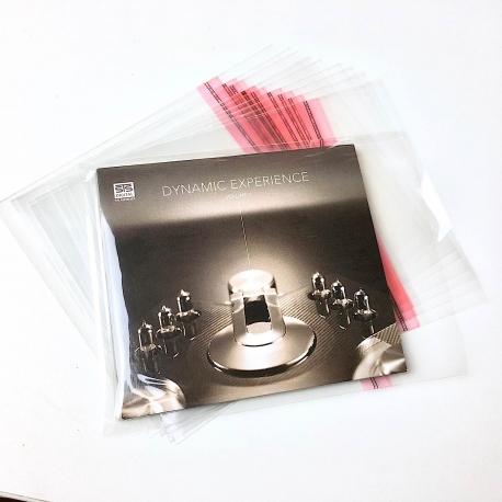 Okładka foliowa CD - zaklejana DIGIPACK+Standard