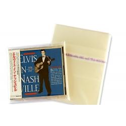 Okładka foliowa CD - zaklejana JAPAN KATTA 10 szt.
