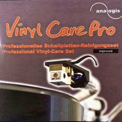 Zestaw do czyszczenia płyt LP - Analogis Vinyl Care Pro Improved