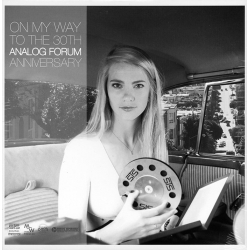 Greetje Kauffeld - On My Way To The 30th Analog Forum Anniversary, HQ180G, STS Digital, Holandia 2016 r.