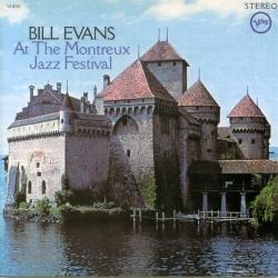 Bill Evans At The Montreux Jazz Festival, HQ 180g Speakers Corner