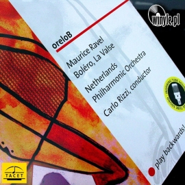 Ravel: Bolero | oreloB HQ 180g TACET TUBE SOUND