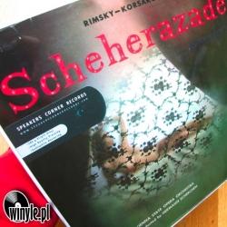 Rimsky-Korsakoff: Scheherazade, HQ 180g SPEAKERS CORNER 2001