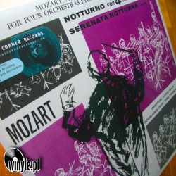 Mozart: Notturno For 4 Orchestras, HQ 180g Speakers Corner 1995