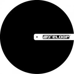 Mata RELOOP logo   czarna  