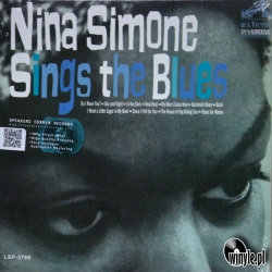 Nina Simone - Nina Simone Sings The Blues, HQ180G Speakers Corner 2003
