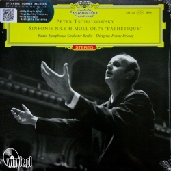 Tschaikowsky: Symphony No. 6 (Pathétique) Radio-Symphony-Orchestra Berlin conducted by Ferenc Fricsay, HQ 180G SPEAKERS CORNER