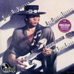 Stevie Ray Vaughan And Double Trouble - Texas Flood, 2004 2LP HQ180G