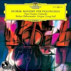 DVORAK: Concerto for Violoncello and Orchestra - Pierre Founier, Berliner Philharmoniker HQ 180G SPEAKERS CORNER